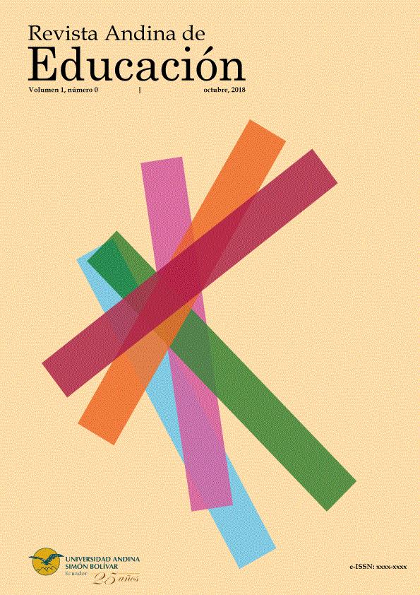 Revista Ecuatoriana de Educación